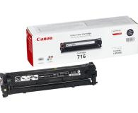 Canon CRG-716BK black 2200str. - 44779 - zdjęcie 1