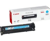 Canon CRG-716C cyan 1500str. - 44780 - zdjęcie 1