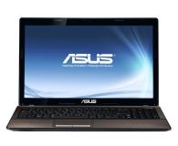 ASUS X53SV-SX759V-8 i5-2430M/8GB/500/DVD-RW/7HP64  - 72806 - zdjęcie 1