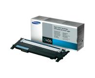Samsung CLT-C406S cyan 1000str. - 116315 - zdjęcie 2