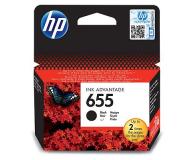 HP 655 black 550str. - 117712 - zdjęcie 1