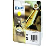 Epson T16 yellow 3.1ml (C13T16244010) - 121862 - zdjęcie 2
