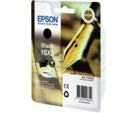 Epson T16XL black 12.9ml (C13T16314010) - 121863 - zdjęcie 2