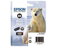 Epson T2631 XL photo black 8,7ml (C13T26314010) - 150464 - zdjęcie 1