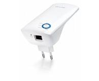 TP-Link TL-WA850RE LAN (802.11b/g/n 300Mb/s) plug repeater - 173734 - zdjęcie 2