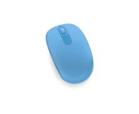 Microsoft 1850 Wireless Mobile Mouse Cyan Blue - 247270 - zdjęcie 4