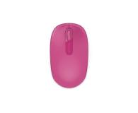 Microsoft 1850 Wireless Mobile Mouse Czarna + Magenta Pink - 479381 - zdjęcie 10