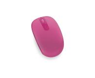 Microsoft 1850 Wireless Mobile Mouse Czarna + Magenta Pink - 479381 - zdjęcie 9