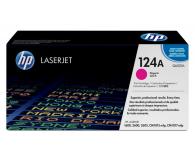 HP 124A Q6003A magenta 2000str. - 8897 - zdjęcie 1