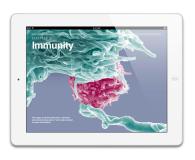Apple iPad z wyświetlaczem Retina 32GB + modem biały - 119365 - zdjęcie 3