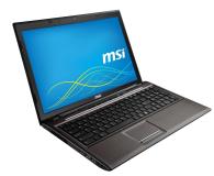 MSI CX61 0ND-210XPL i3-3110M/4GB/500/DVD-RW GT640 - 117198 - zdjęcie 3