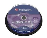 Verbatim 8.5GB 8x Double Layer CAKE 10szt. - 28974 - zdjęcie 1