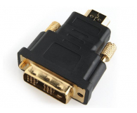 Gembird Adapter HDMI - DVI (pozłacany) - 119673 - zdjęcie 2