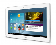 Samsung P5110 Galaxy Tab 2 A9/1024MB/16/Android 4 biały - 106013 - zdjęcie 1
