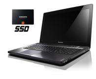Lenovo Y580 i5-3210M/8GB/120+1000/DVD-RW/7HP64 - 120749 - zdjęcie 1