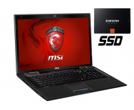 MSI GE70 0ND i5-3210M/16GB/120+750/7HP64X FHD GTX660 - 120832 - zdjęcie 1