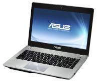 ASUS N46VZ-V3022V i7-3610QM/4GB/750/DVD-RW/7HP64 - 79408 - zdjęcie 1