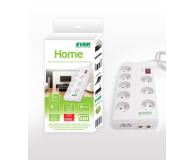 Ever Home - 8 gniazd, 2m, AV/RJ-45, biała - 105048 - zdjęcie 6