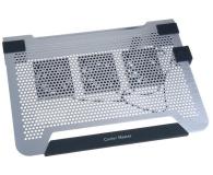 "Cooler Master Chłodząca Notepal U3 (13 do 19"") srebrna  - 75968 - zdjęcie 3"