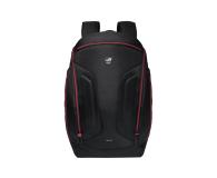 ASUS ROG Shuttle Backpack (czarno-czerwony) - 81664 - zdjęcie 1