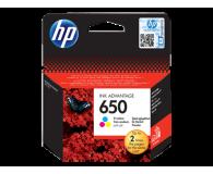 HP 650 CZ102AE CMY color 200str. - 117677 - zdjęcie 2