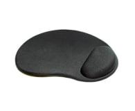 Gembird Ergonomiczna Gel (żelowa) 3mm czarna - 103043 - zdjęcie 1