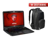 MSI GT70 0ND i5-3210M/8GB/500/Win8 GTX675 +plecak - 125475 - zdjęcie 1