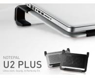 """Cooler Master Chłodząca NotePal U2 Plus (13 do 17,3""""; srebrna) - 149653 - zdjęcie 6"""