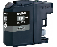Brother LC123BK black 600str. - 125362 - zdjęcie 1