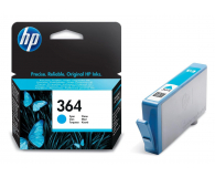 HP 364 cyan 300str. - 36660 - zdjęcie 1