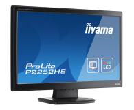 iiyama P2252HS czarny - 154761 - zdjęcie 2