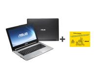 ASUS S46CM-WX123H-8 i3-3217U/8GB/500+24/DVD-RW/Win8 - 123910 - zdjęcie 1