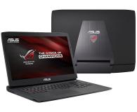 ASUS G751JT-T7010H i7-4710HQ/8GB/1TB/DVD/Win8 GTX970  - 212610 - zdjęcie 1
