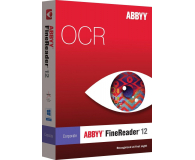 ABBYY FineReader 12 Corporate Edition OCR BOX  - 102564 - zdjęcie 1