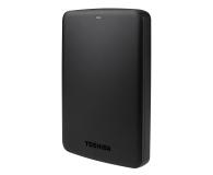 Toshiba 1TB Canvio Basics 2,5'' czarny USB 3.0 - 204828 - zdjęcie 4