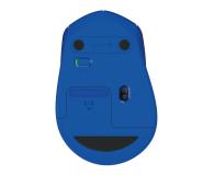 Logitech M280 Wireless Mouse niebieska - 210363 - zdjęcie 5