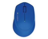 Logitech M280 Wireless Mouse niebieska - 210363 - zdjęcie 6