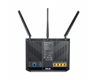 ASUS DSL-AC68U (1900Mb/s a/b/g/n/ac Aneks A/B, USB 3.0) - 211103 - zdjęcie 3