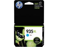 HP 935XL C2P24A cyan 825 str.  - 215171 - zdjęcie 1