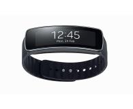 Samsung Gear Fit czarny - 220696 - zdjęcie 1