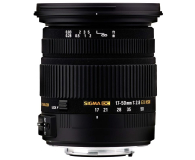 Sigma 17-50mm F2.8 EX DC OS HSM Canon - 166424 - zdjęcie 1