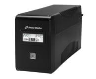 Power Walker VI 850 LCD (850VA/480W, 2xPL, USB, LCD, AVR) - 173991 - zdjęcie 1