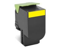 Lexmark 802SY yellow 2000 str. - 174271 - zdjęcie 1