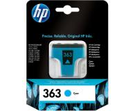 HP 363 C8771EE cyan 6ml - 14039 - zdjęcie 1