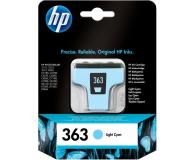 HP 363 C8774EE light cyan 6ml - 14717 - zdjęcie 1