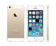 Apple iPhone 5S 16GB Gold - 168099 - zdjęcie 1
