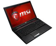 MSI GP60 Leopard Pro i5-4210H/8GB/500GB GTX850M - 213679 - zdjęcie 1