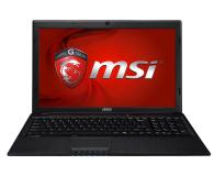 MSI GP60 Leopard Pro i5-4210H/8GB/500GB GTX850M - 213679 - zdjęcie 2