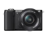 Sony Alpha a5000 + 16-50 + 55-210 (ILCE-5000Y) czarny - 177470 - zdjęcie 2