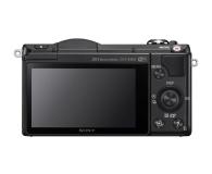 Sony Alpha a5000 + 16-50 + 55-210 (ILCE-5000Y) czarny - 177470 - zdjęcie 5